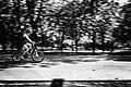 Cycling (panning) - Flickr - d26b73.jpg