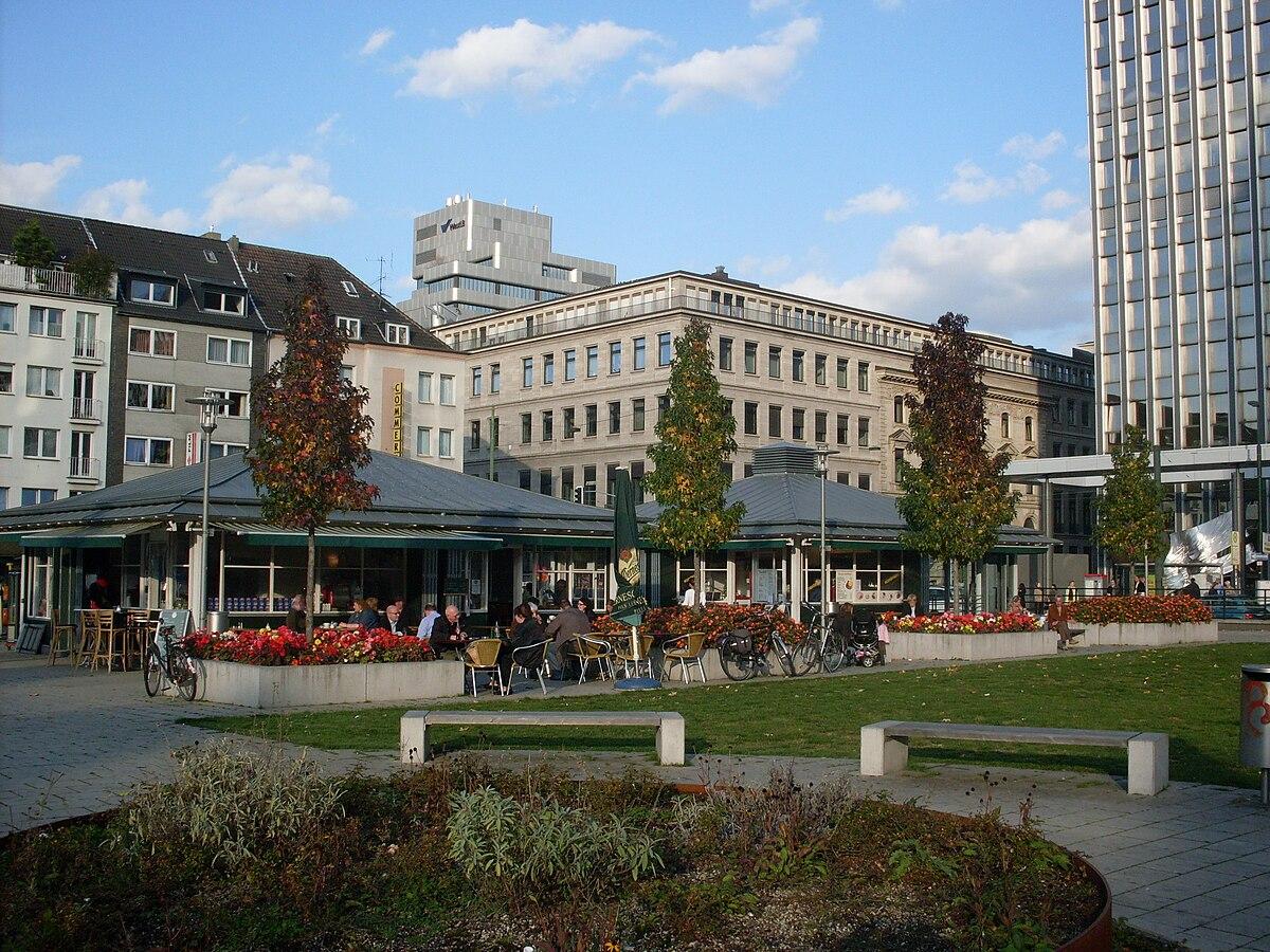 Düsseldorf Friedrichstadt Wikipedia