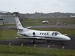 D-IECI Cessna Citation 500 Private (35914660622).jpg