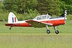 DHC-1 Chipmunk 22 'WZ879 - X' (G-BWUT) (32223917833).jpg