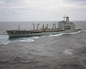 Henry J. Kaiser-class oiler - USNS Joshua Humphreys (T-AO-188)