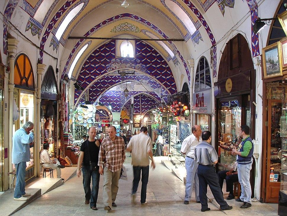 DSC04560 Istanbul - Bazaar - Foto G. Dall'Orto 29-5-2006