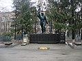 DSC05884 Памятник 2 світовій війні,могила герою СРСР Ткаченка памятник воїнам Афганцям.jpg