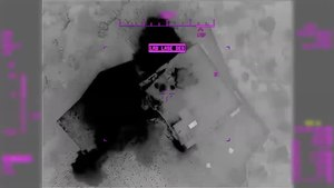 Ficheiro:DVIDS - Video - Upon exfiltration of the target compound, U.S. forces employ precision munitions from a U.S. Remotely Piloted Aircraft to destroy the compound and its contents.webm