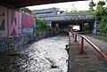 Dalejský potok, pod rampami u Barrandovského mostu (04).jpg