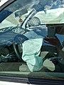 Damaged Volkswagen Lupo in Jura, France (2018) 3.jpg