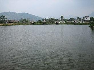 West Kalimantan - Image: Danau Teratai panoramio