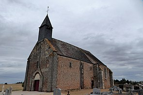 Dangers église Saint-Rémy Eure-et-Loir France.jpg