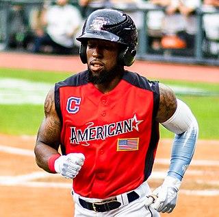 Daniel Johnson (baseball) American baseball player