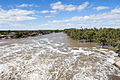 Darling River past the Main Weir at Menindee Lakes.jpg