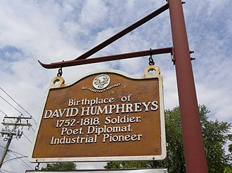 David Humphreys (soldier) - Image: David Humphreys