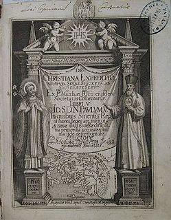 <i>De Christiana expeditione apud Sinas</i> Book by Nicolas Trigault