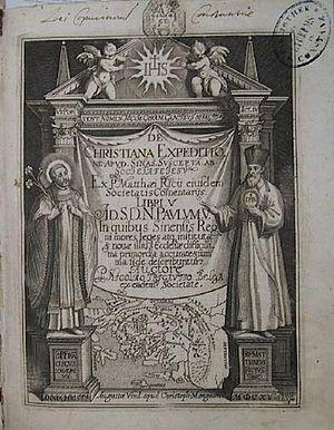 De Christiana expeditione apud Sinas cover