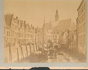 De Koolvliet te Antwerpen