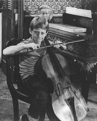 Bill Mumy - Mumy in Dear Brigitte, 1965