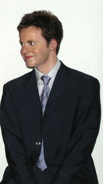 Declan Donnelly - Wax model of Donnelly, pictured in 2006