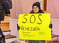 Demonstrations and protests in Venezuela in 2019 in Quebec city, Canada 20.jpg