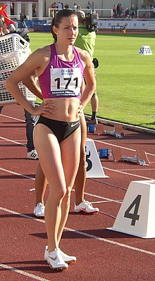 Denisa Rosolova at Josef Odlozil Memorial in Prague 14June2010 057.jpg