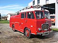 Dennis Fire Truck at East Coast Museum of Transport - Gisborne.jpg