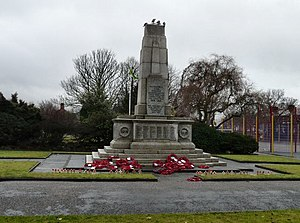 Denton, Greater Manchester - Denton War Memorial