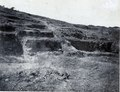 Det skulpterade berget vid Samaipata. Se även 71-35-7. Samaipata. Bolivia - SMVK - 0072.0075.tif