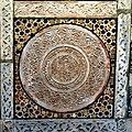 Detail, Samaritan's niche from a house in Damascus, Syria. 15th-16th century CE. Islamic Art Museum (Museum für Islamische Kunst), Berlin.jpg