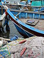 Detail of Boats with Nets, Jaffna.jpg