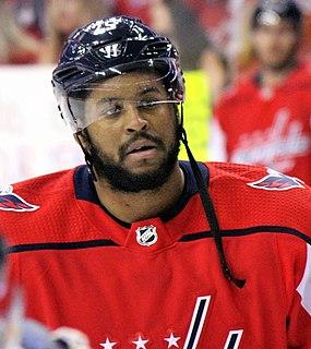 Devante Smith-Pelly Canadian ice hockey player