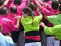 Diada castellera festes de primavera 2014 a Sant Feliu de Llobregat P1480223.jpg