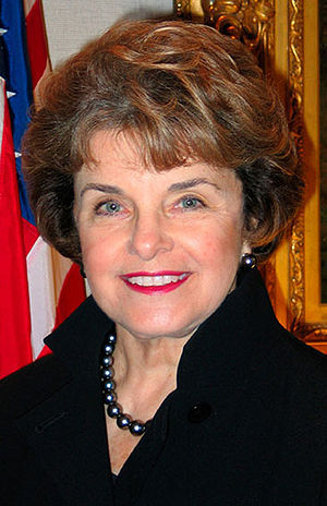 English: Dianne Feinstein Français : Dianne Fe...