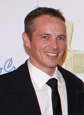 Dieter Brummer - Brummer at the 2011 TV LOGIES