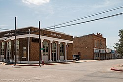 Downtown Dilley, Texas