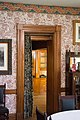 Dining room door to butler's pantry - Lawnfield - James A Garfield National Historic Site (34943938851).jpg