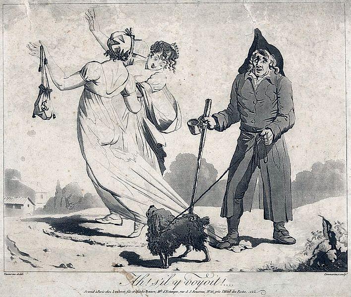Fichier:Directoire fashion caricature 1797.jpg