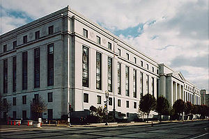 Dirksen Senate Office Building - Named for Everett Dirksen