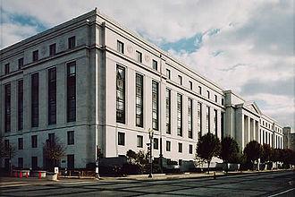 Dirksen Senate Office Building - Named for Everett Dirksen