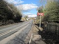 Disused railway crossing - geograph.org.uk - 1731965.jpg
