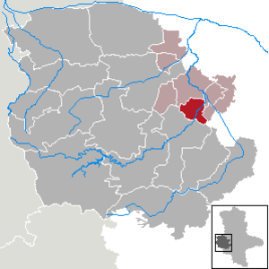 Ditfurt - Image: Ditfurt in HZ