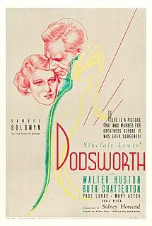 <i>Dodsworth</i> (film) 1936 film by William Wyler