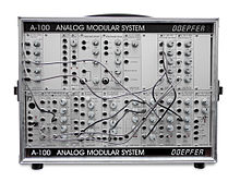 Modular synthesizer - Wikipedia