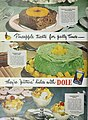 Dole - Pineapple treats for party times, 1948.jpg