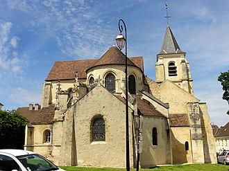 Domont - Church of St Madeleine, Domont