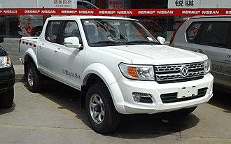 Dongfeng Motor Co., Ltd. - Image: Dongfeng Rich II China 2016 04 07