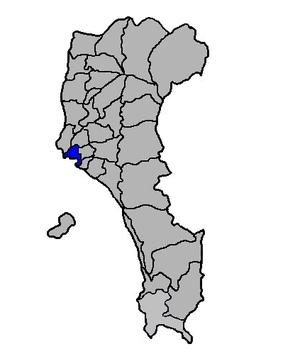 Donggang, Pingtung - Donggang Township in Pingtung County