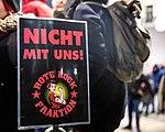 Donnerstagsdemonstration Wien 2019-11-29 20 Rote Rock Fraktion.jpg