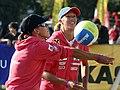 Doris and Stefanie Schwaiger, Tag des Sports 2009.jpg