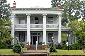 National Register of Historic Places listings in Ben Hill County, Georgia - Image: Dorminy Massee House, Fitzgerald, GA, US