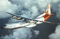 Douglas C-133A in flight.jpg