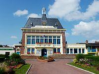 Douvrin (Pas-de-Calais, Fr) mairie.JPG