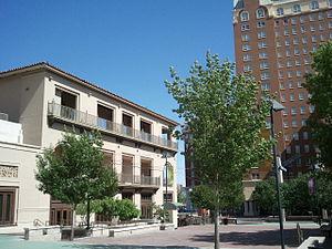 Downtown El Paso - Image: Downtown El Paso